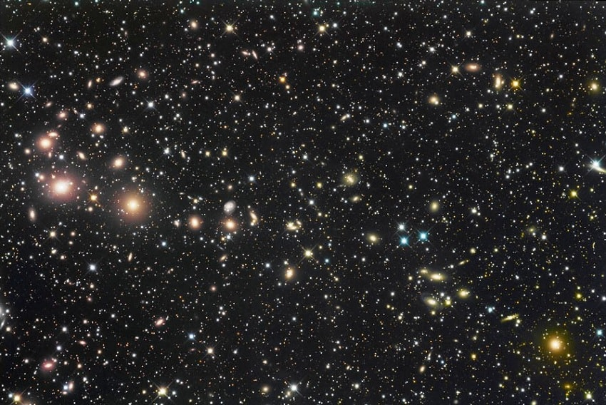 groupes galaxies