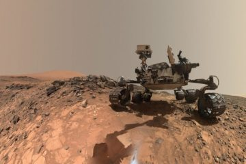 oxygene mars