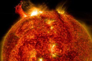 soleil spicules