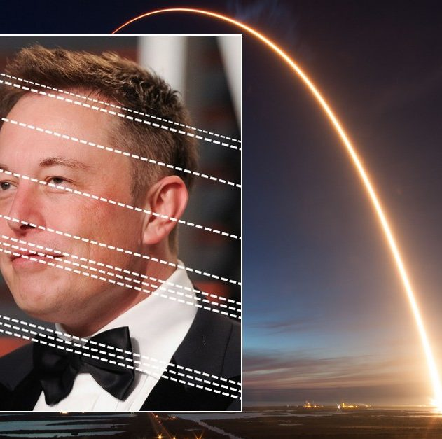 elon musk starlink satellite