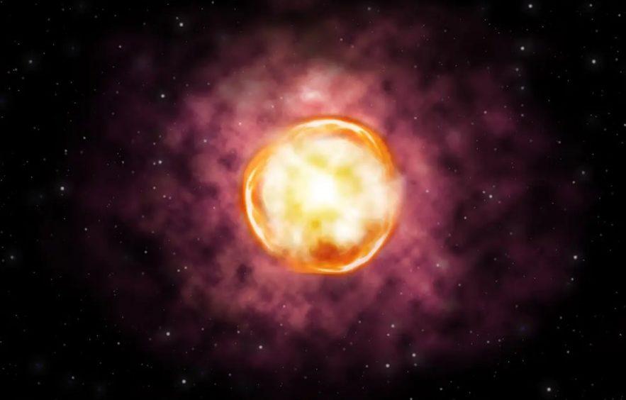 supernova laboratoire