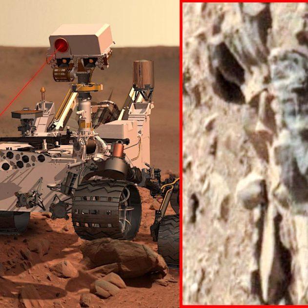 vie mars preuves images rovers