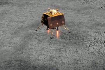 isro lune lunaire atterrissage sonde lunaire inde crash vikram