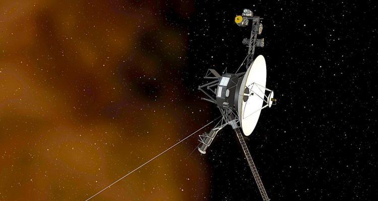 voyager 2 entre espace interstellaire