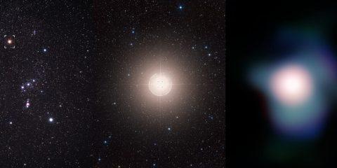 betelgeuse etoile supernova