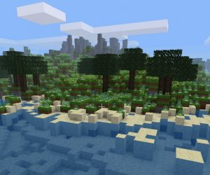 generation monde jeu minecraft like ordinateur quantique