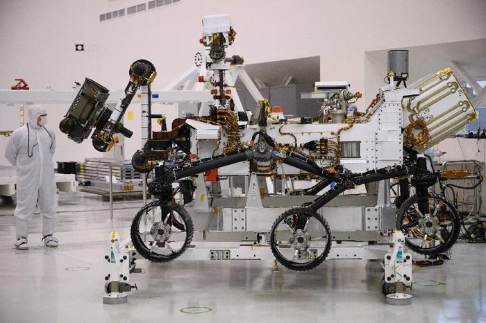 nasa rover mars mars2020