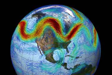 ondes rossby liees nouveau modele atmospherique
