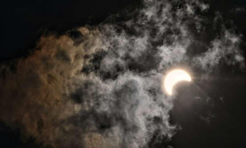 soleil eclipse annulaire