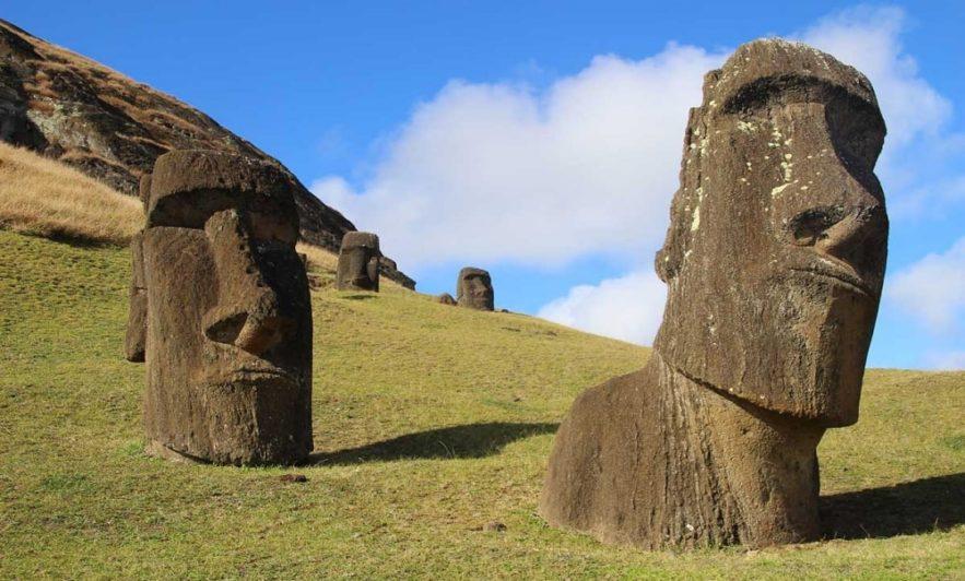 symbole moai