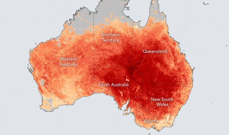 changement-rechauffement-climat-climatique-temperature-global-mondial-australie