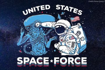 united states space force creation officielle 20 decembre 2019