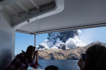 eruption volcanique nouvelle zelande white island