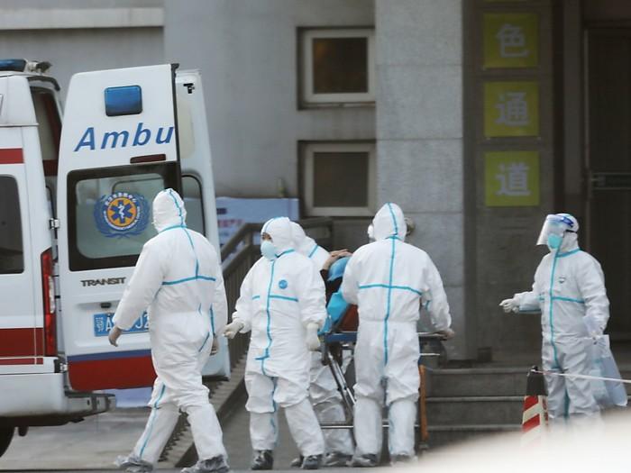 ambulance chine virus