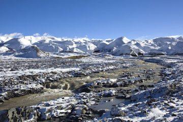 anciens virus inconnus decouverts glacier tibet