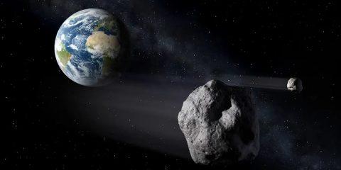 comete phosphore