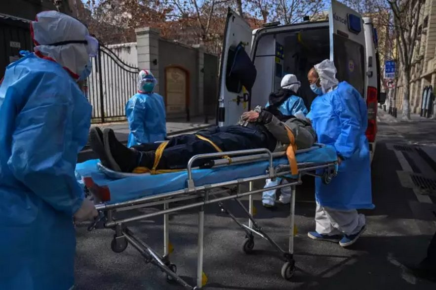 wuhan chine patient infection infecté virus coronavirus epidemie mondiale urgence sanitaire oms who