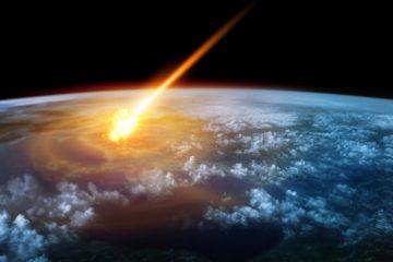 cratere meteore asteroide meteorite