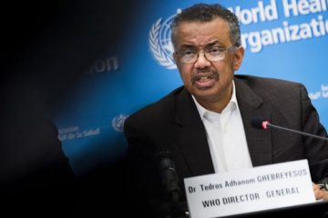 directeur general oms coronavirus epidemie mondiale