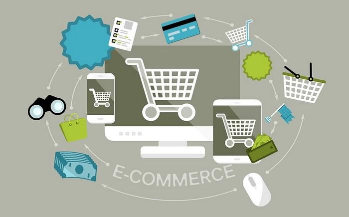 e-commerce commerce en ligne startup