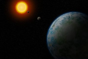 exoplanete decouverte carnegie kepler super terre neptune froid
