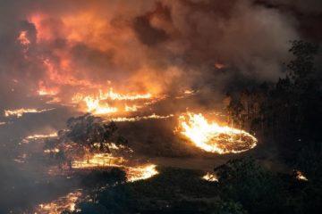 feux climat asutralie