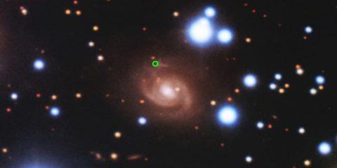 frb galaxie