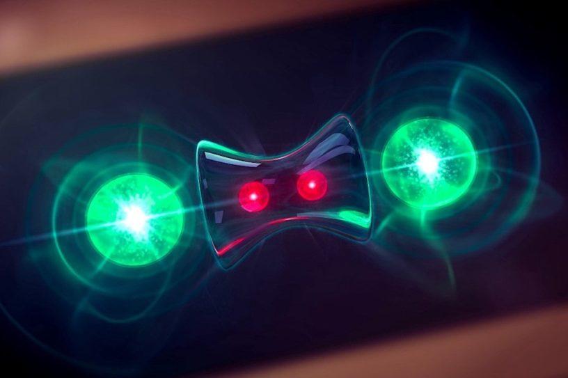 lien intrication quantique criticite preuve
