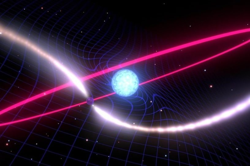 naine blanche pulsar
