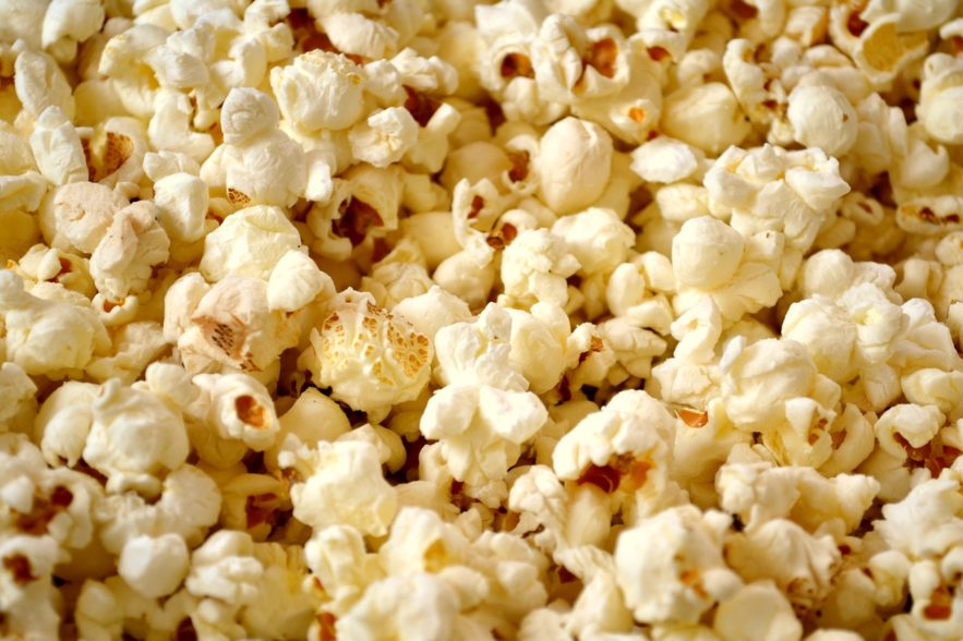popcorn chirurgie coeur ouvert