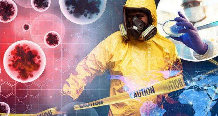 simulation pandemie