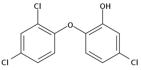 formule triclosan