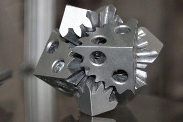 impression 3d metal