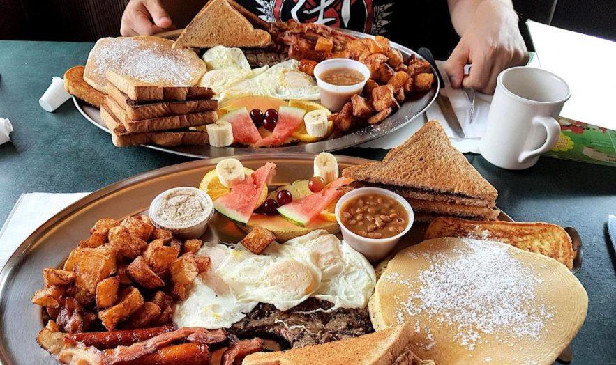 manger beaucoup petit dejeuner au lieu diner permettrait bruler plus calories