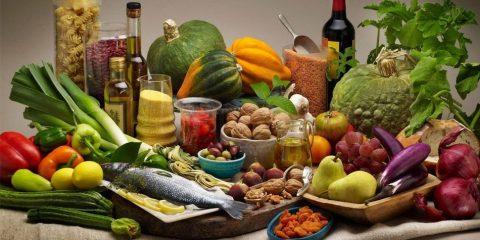 regime alimentaire sain mediterraneen
