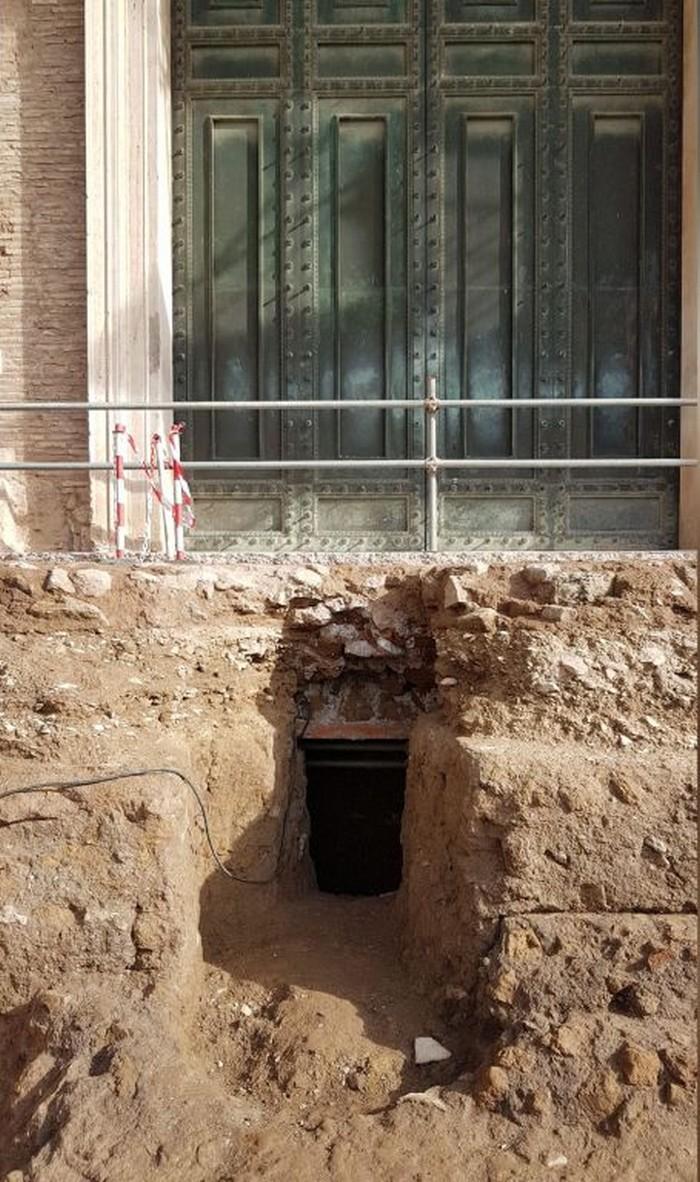 rome romulue creation ville italie fondateur tombe tombeau