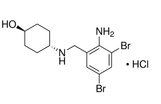 structure ambroxol