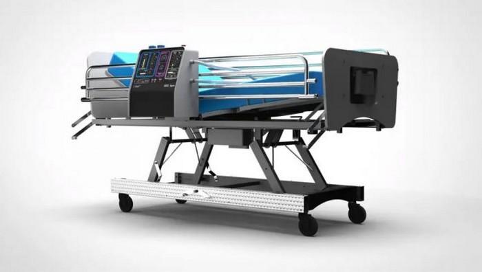 covid-19 appareil respiratoire respirateur artificiel