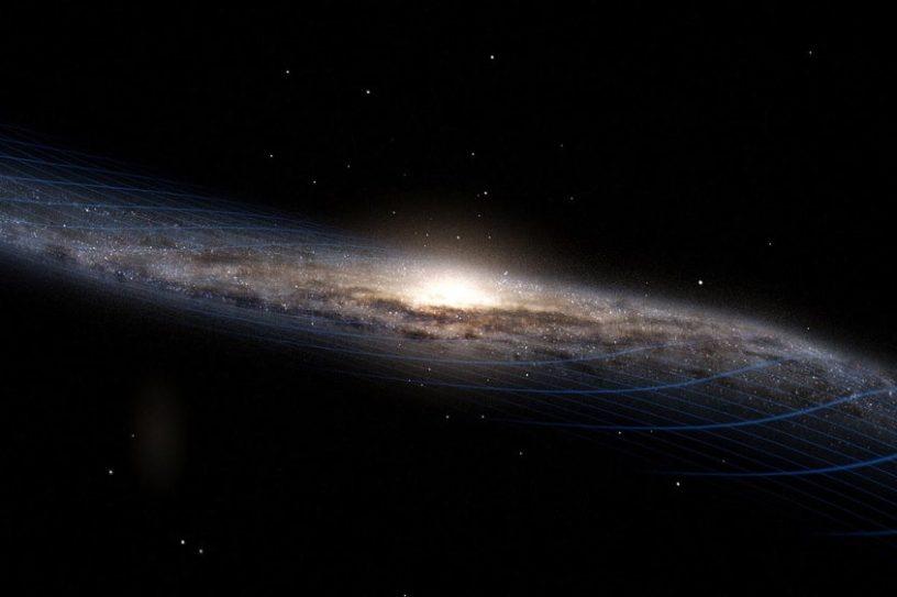 deformation galaxie