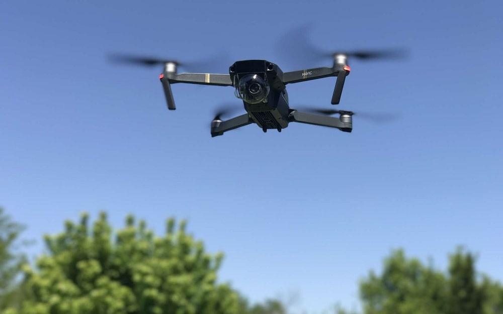 drones espagne