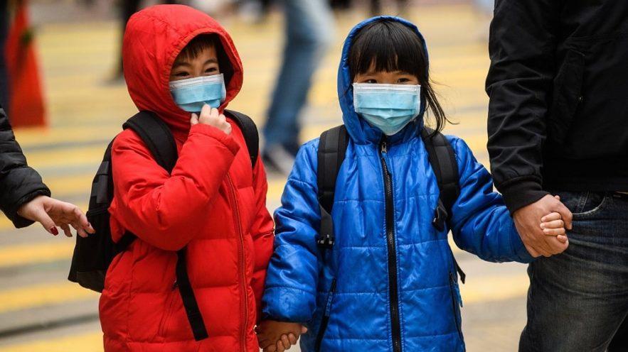 enfants coronavirus