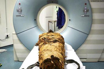 momie 3000 ans reconstruction voix