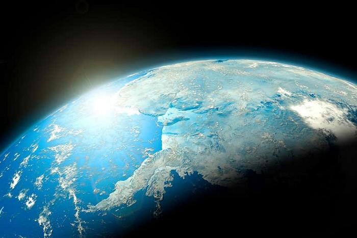 couche ozone retablissement antarctique arctique rechauffement climatique changement climat