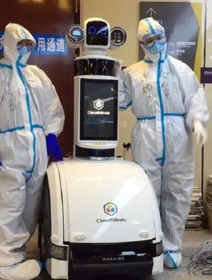 robots hopital