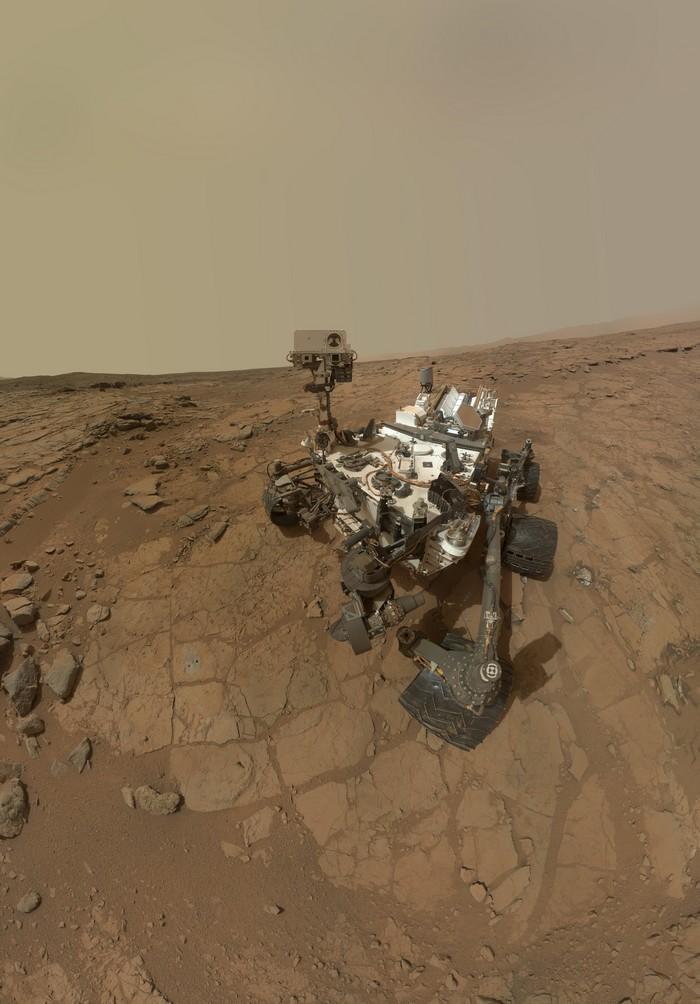 rover curiosity mars nasa