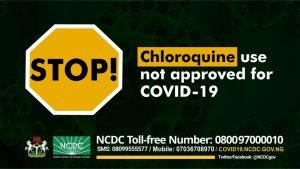 Nigeria alerte automédication chloroquine