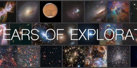Hubble anniversaire 30 ans