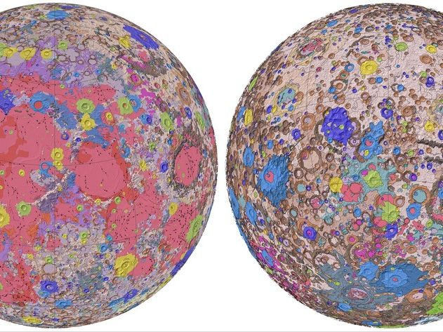 carte lune geographique complete