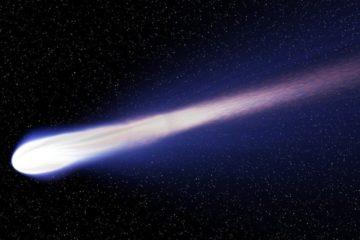 observation comète ATLAS avril mai 2020