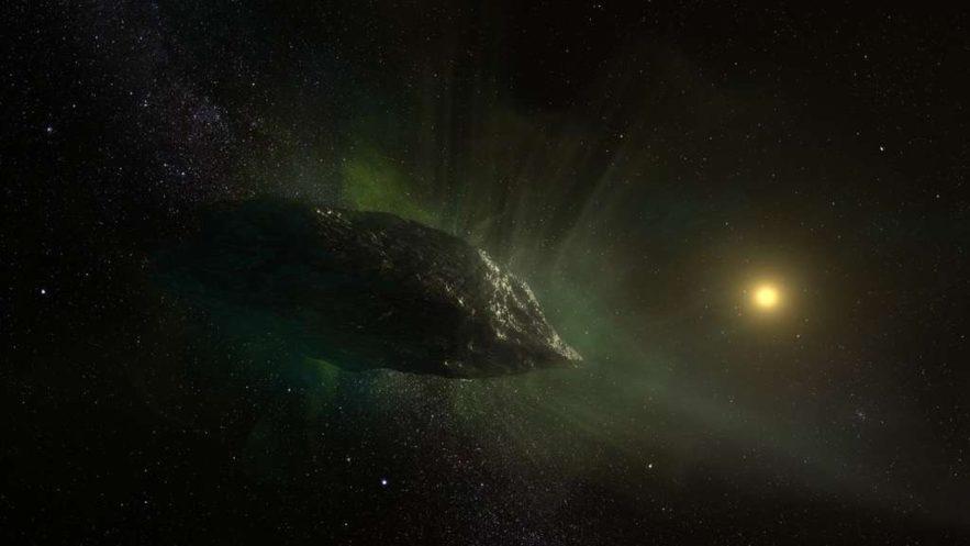 comete borisov